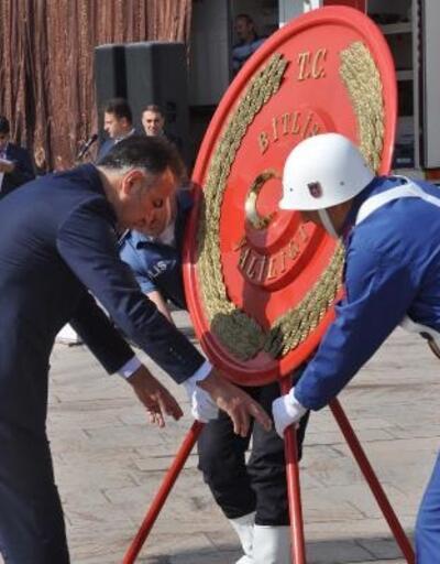 Bitlis ve Hakkari'de zafer bayramı törenle kutlandı
