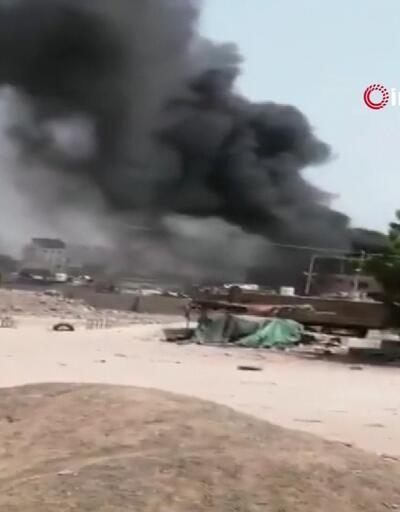 Yemen'de bomba yüklü motosiklet patladı: 14 ölü