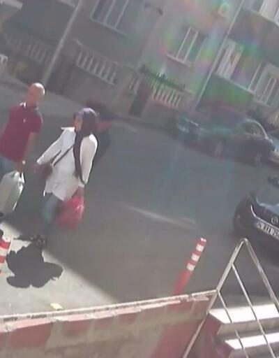 Sevgililere sokak ortasında silahlı saldırı