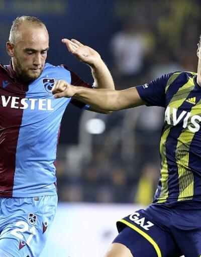 Fenerbahçe 1-1 Trabzonspor MAÇ ÖZETİ