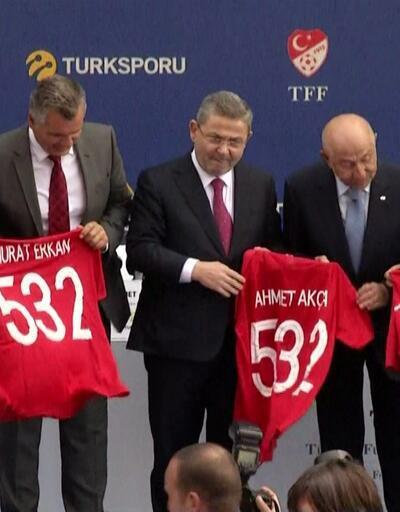 TFF ile Turkcell'in sponsorluk anlaşması imzalandı