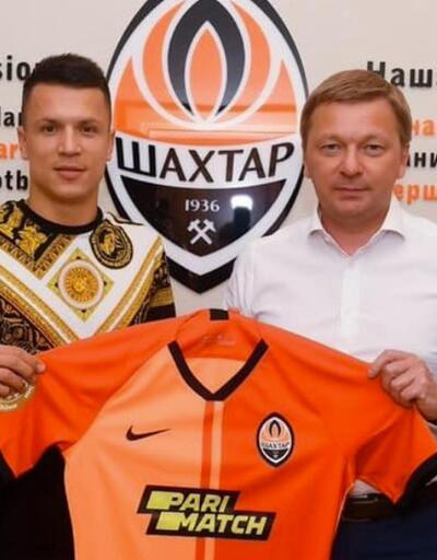 Yevhen Konoplyanka ülkesine döndü