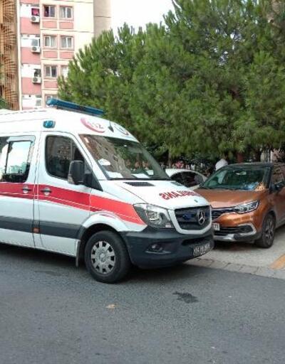 Zeytinburnu'nda 17.kattan düşen 2 yaşındaki çocuk öldü