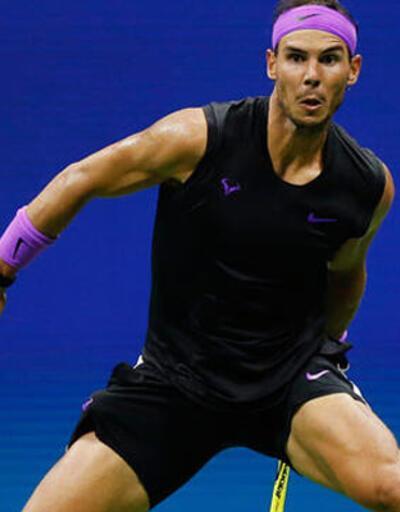 Nadal ABD Açık'ta çeyrek finalde