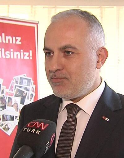 Kızılay Başkanı CNN TÜRK'e konuştu