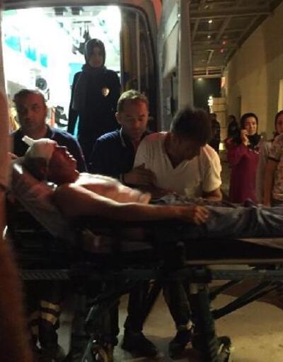 Maganda kurşunuyla başından yaralandı; 1 santimle hayatta kaldı