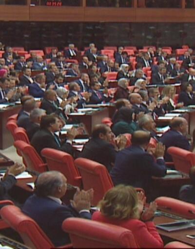 Yargı reformu paketi meclis gündeminde