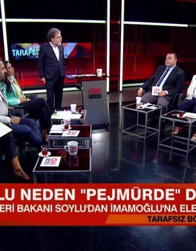 """Bakan Soylu neden """"pejmürde"""" dedi? Kılıçdaroğlu S-400'e karşı mı? Davutoğlu, Babacan ve Gül nasıl bir strateji izliyor? Tarafsız Bölge'de konuşuldu"""