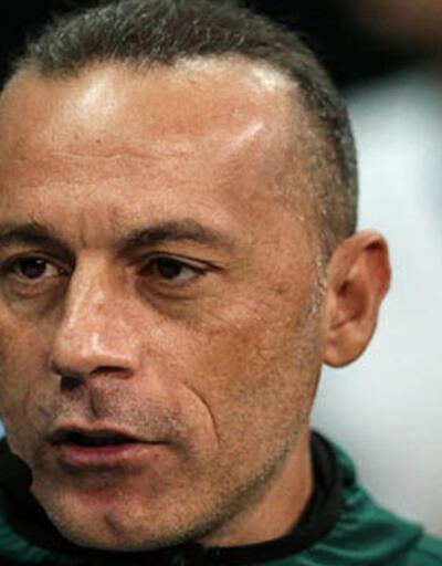 Cüneyt Çakır Sırbistan-Portekiz maçını yönetecek
