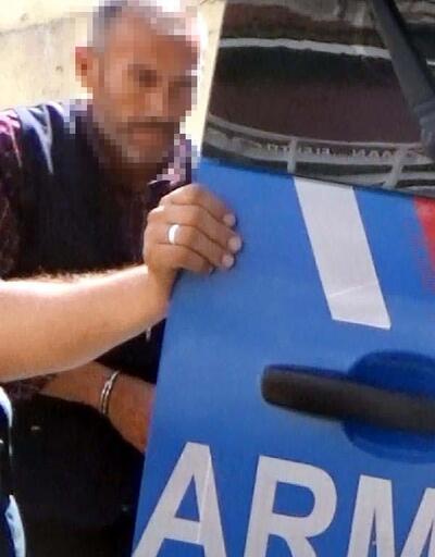 Evlat edindiği çocuğun ablasınacinsel istismardan tutuklandı