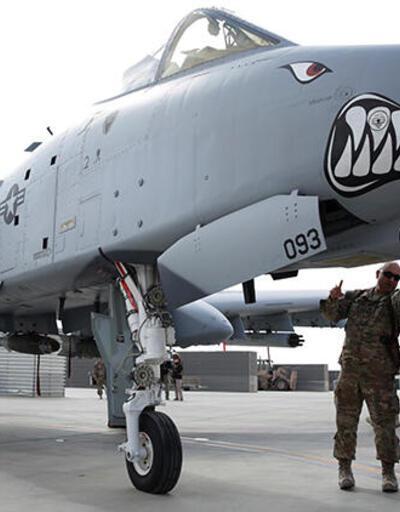 ABD jeti 'yanlışlıkla' Arizona'ya beyaz fosfor bombası attı