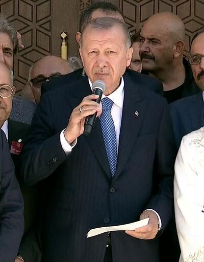 İstanbul'da cami açılışı