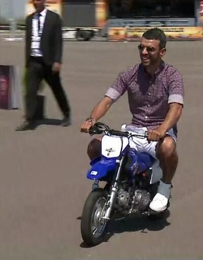 CNN TÜRK Afyon'da Dünya Şampiyonasını takip ediyor
