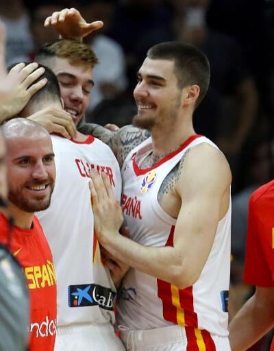 FIBA Dünya Kupası'nda çeyrek final eşleşmeleri belli oldu