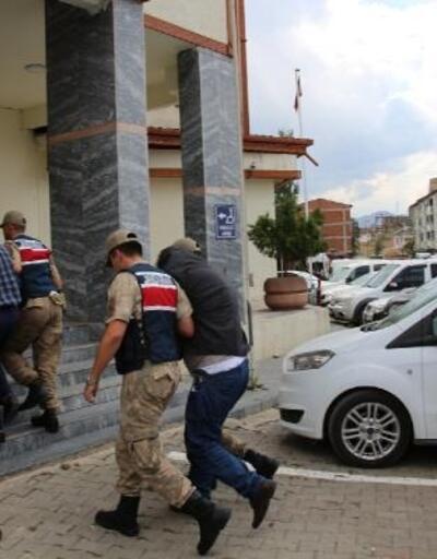 Erzurum'da 60 büyükbaş çalan 6 kişi tutuklandı