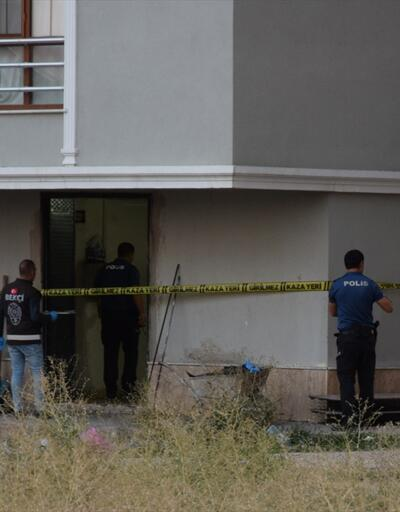 Apartman kazan dairesinde erkek cesedi bulundu