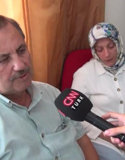 Bıçaklanarak öldürülen İTÜ'lü Halit Ayar'ın anne ve babası CNN TÜRK'e konuştu