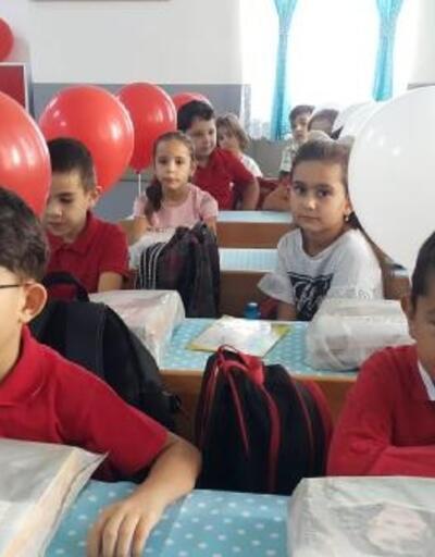 Öğretmenden öğrencilerine sürpriz