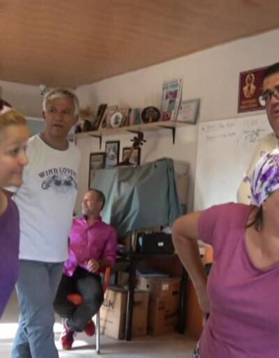 Köylü kadınlar 3 yıldır sahnede alkışları topluyor