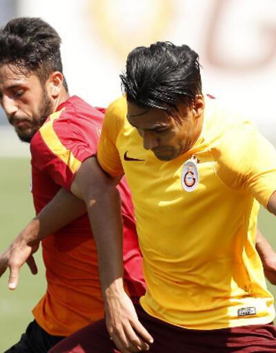 Falcao Galatasaray'a çabuk alıştı