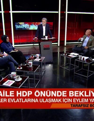 Annelerin HDP önündeki eyleminde son durum ne? İBB'de kimler işten çıkarıldı? Tarafsız Bölge'de konuşuldu