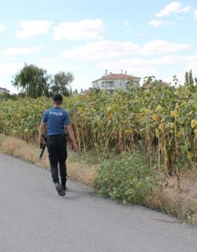 Polisten kaçan zanlı, drone ile yeri tespit edilerek yakalandı