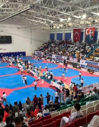 Minikler Türkiye Tekvando Şampiyonası başladı