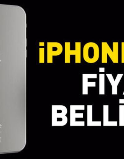 iPhone 11'in fiyatı açıklandı! İşte yeni iPhone'un özellikleri
