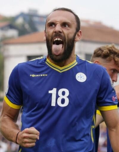 Vedat Muric'ten 1 gol 2 asist