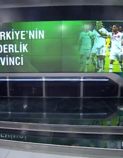 Türkiye'nin gruptan lider çıkma şansı CNN TÜRK'te konuşuldu
