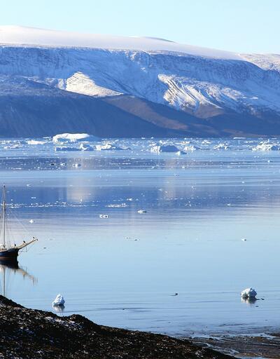 Grönland'da dev buzul koptu: 1 ölü, 2 kayıp