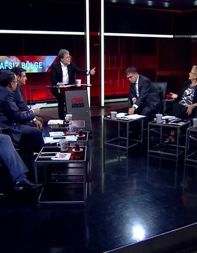 """Tarafsız Bölge'de """"İBB'de israf iddiası ve kiralık araç"""" tartışması"""