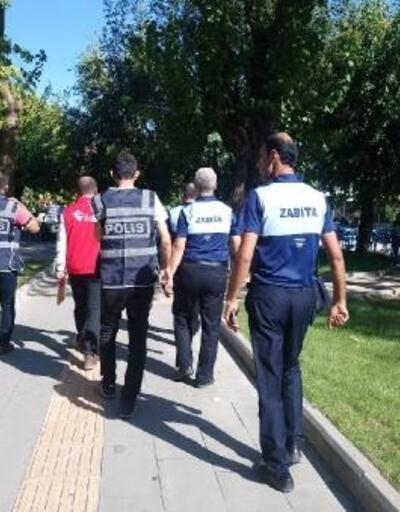 Adıyaman'da çocuk dilencilere operasyon düzenlendi
