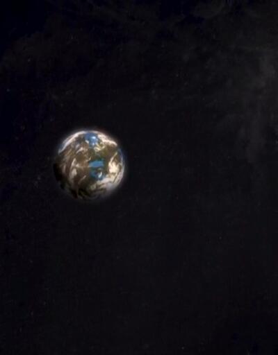 Uzayda su buharı bulundu