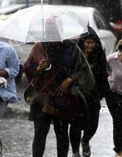 Son dakika... Dikkat! Meteoroloji'den sağanak yağış, rüzgar ve fırtına uyarısı