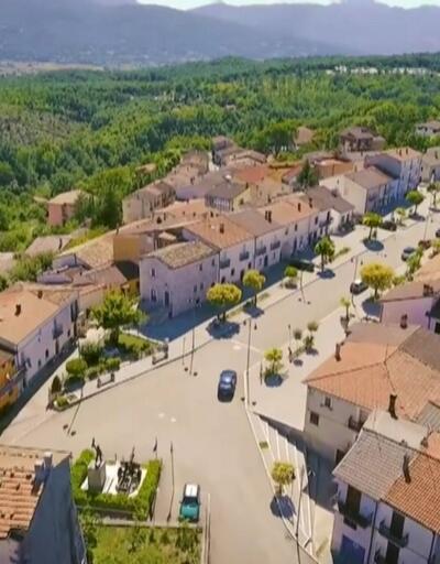 Köyüne geri dönene 25 bin euro!