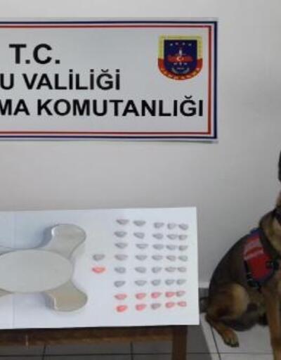 Jandarmadan 3 farklı uyuşturucu operasyonu: 6 gözaltı