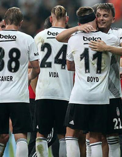 Beşiktaş'ta Atiba maç kadrosuna alındı