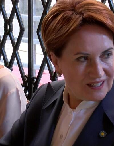 Meral Akşener: CHP ile işbirliği gelişmelere bağlı