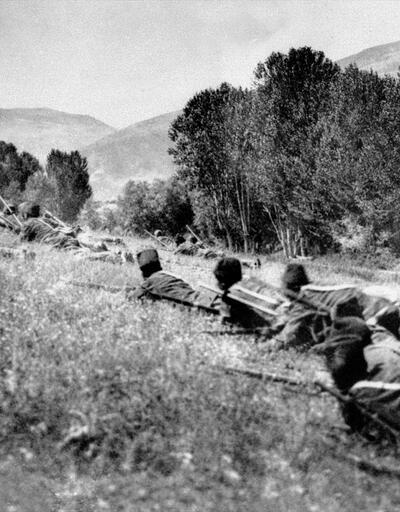 Sakarya Zaferi'nin TSK arşivlerindeki az bilinen fotoğrafları