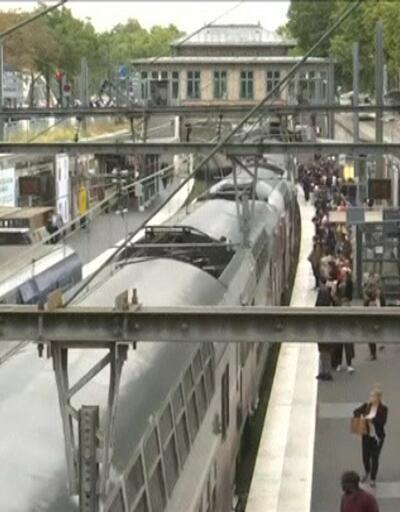 Fransa'da dev grev dalgası