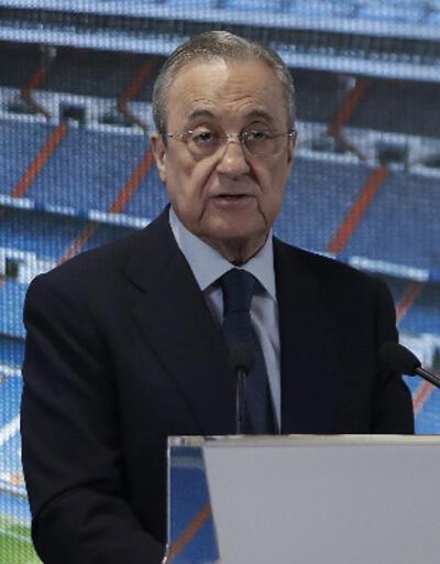Florentino Perez: Türk takımları NBA'de oynayabilir