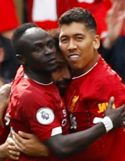 Sadio Mane coştu Liverpool kazandı