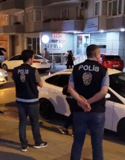 Bursa'da 150 polisle 'Huzur İnegöl' operasyonu