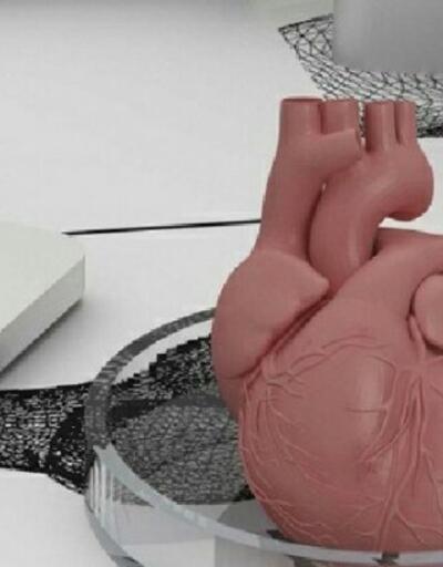 Yapay mini kalp umut oldu