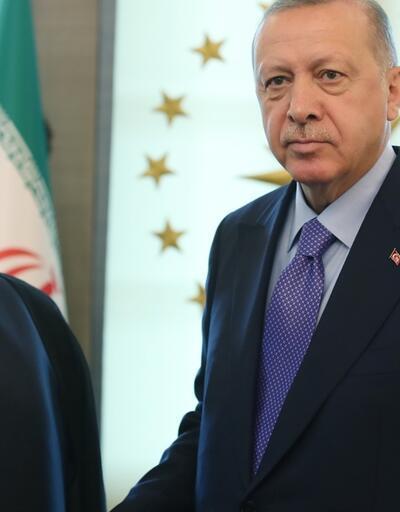 Son dakika... Çankaya'da Suriye zirvesi: Erdoğan Ruhani ile görüştü