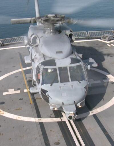 Deniz savaş pilotları burada yetişecek
