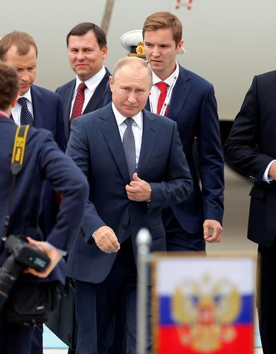 Son dakika... Üçlü Suriye Zirvesi: Erdoğan, Putin ile görüştü