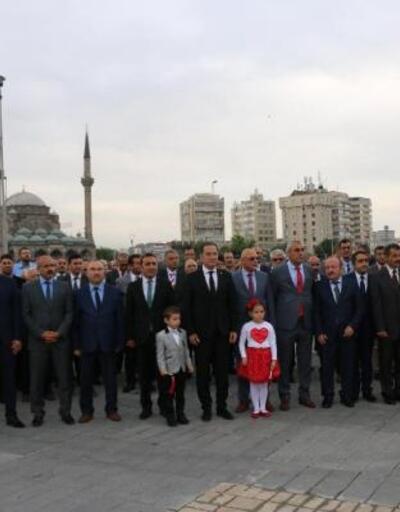 Kayseri'de İlköğretim Haftası etkinliği