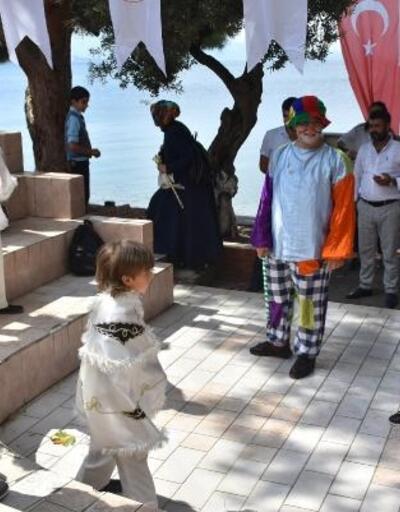 Gemlik Belediyesi'nden toplu sünnet töreni